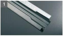 Schiebetür - Systeme Syntesis Line EF / DF Trockenbau Einbaukasten - Detailansicht 7