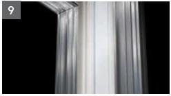 Schiebetür - Systeme Syntesis Line EF / DF Trockenbau Einbaukasten - Detailansicht 9