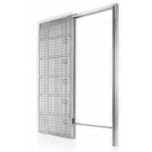 Eclisse Syntesis® LUCE Einbaukasten für in der Wand laufende Schiebetüren - Massivwand