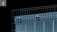 UNICO Einbaukasten Massivwand Detail 02
