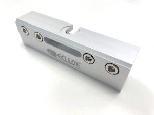 Klemmbeschlag für Glastürblätter Sony 80 von Eclisse-2